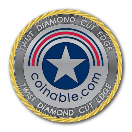 twist-diamond-cut-edge-challenge-coin-after-plating