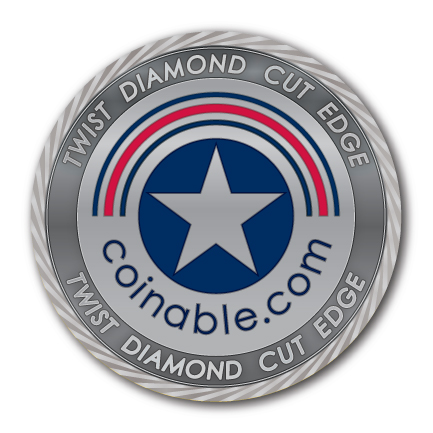 twist-diamond-cut-edge-challenge-coin-before-plating