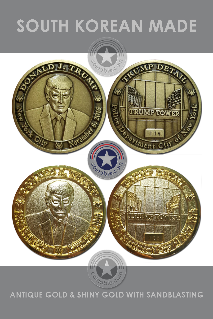 South-Korean-Made-Coin-TRUMP-DETAIL